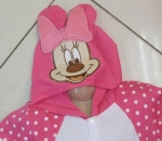 Minnie romper costume